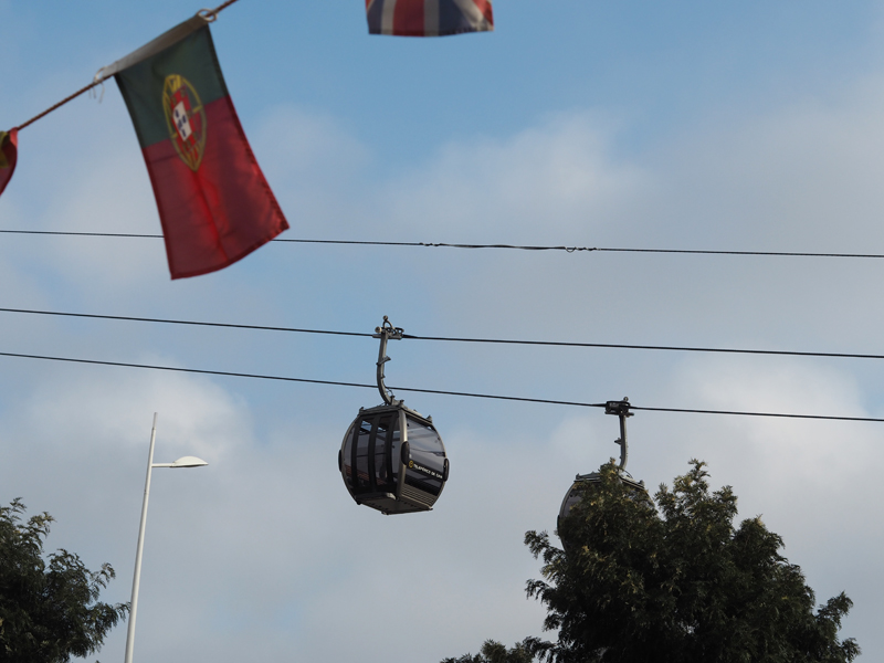 A weekend in Porto | Sightseeing must see in Porto Teleferico de Gaia Porto