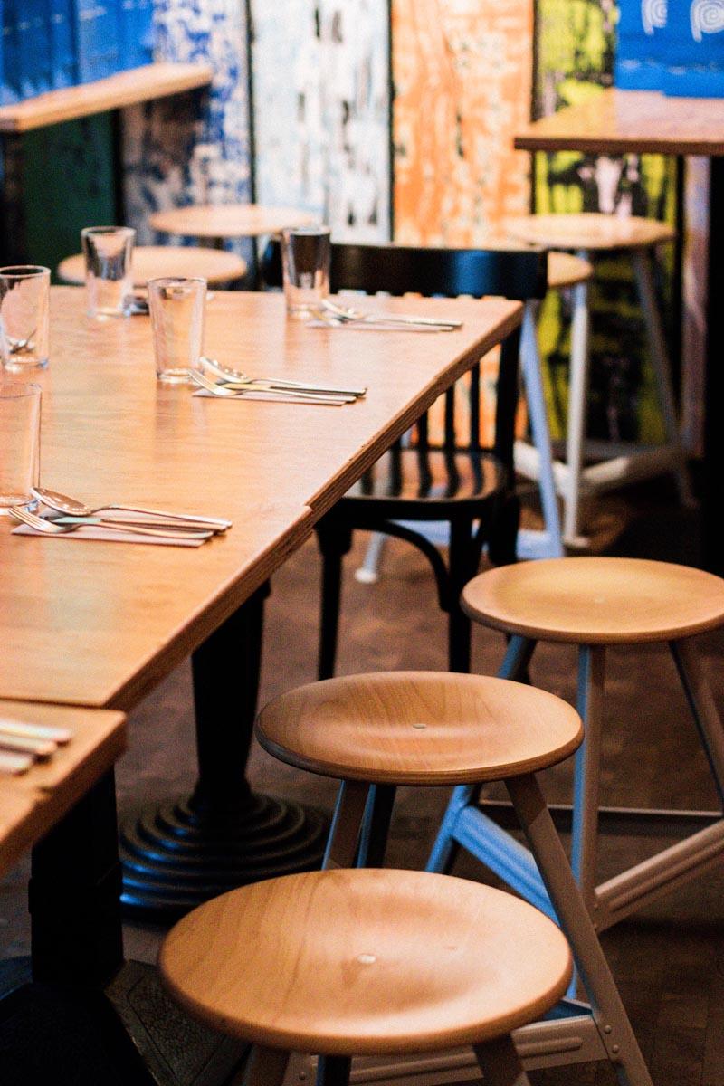 Chicha Berlin peruvian restaurant