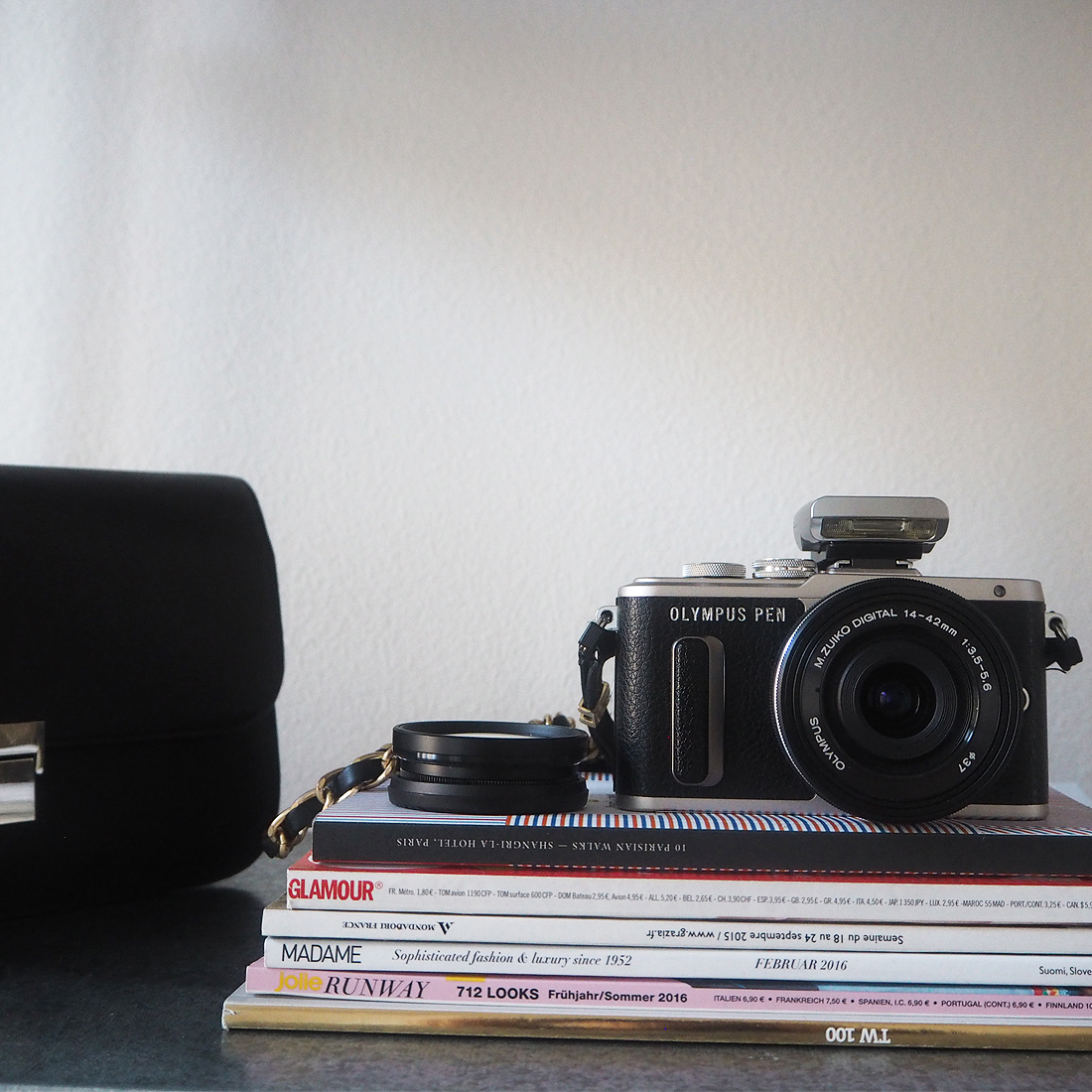 One month with my Olympus PEN E-PL8 – Review