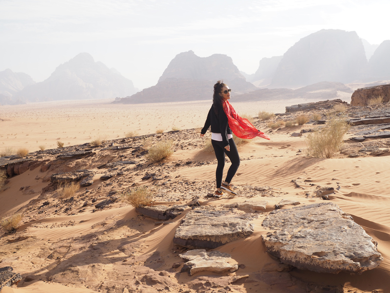 Jordan itinerary 8 days - Jordan places to visit - travel blogger Wadi Rum Jordan