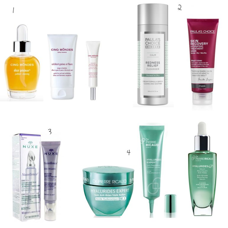 Tested and approved face care products