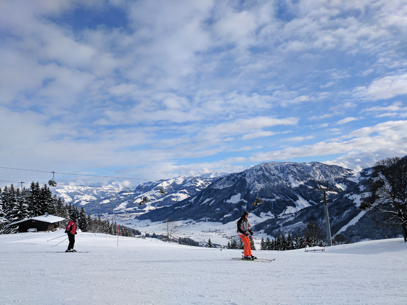 A weekend in Kirchberg in Tirol Skiwelt Wilder Kaiser Brixental