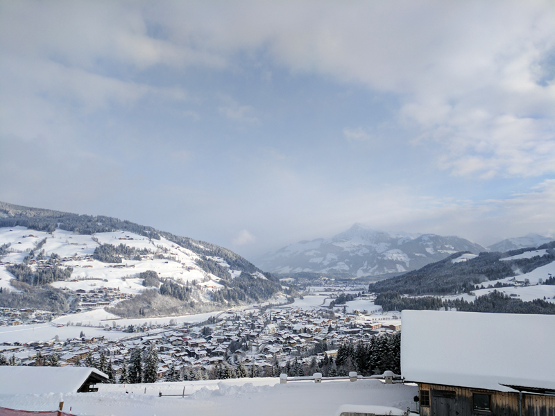 A weekend in Kirchberg in Tirol