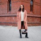 Outfit – Pinko love bag and Luisa Cerano winter coat