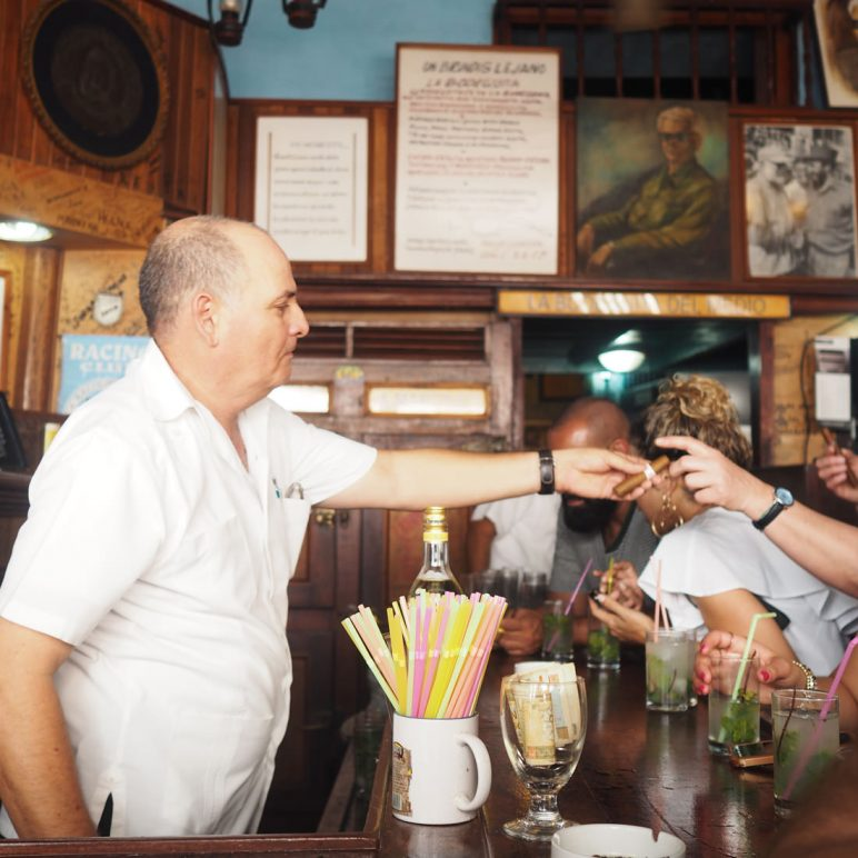 Cuba- Going out in Havana – Where to drink the best Mojitos?