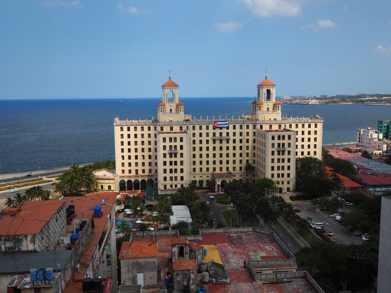 Nightlife in Havana - Where to drink the best Mojitos in Havana -Hotel-Nacional-de-Cub