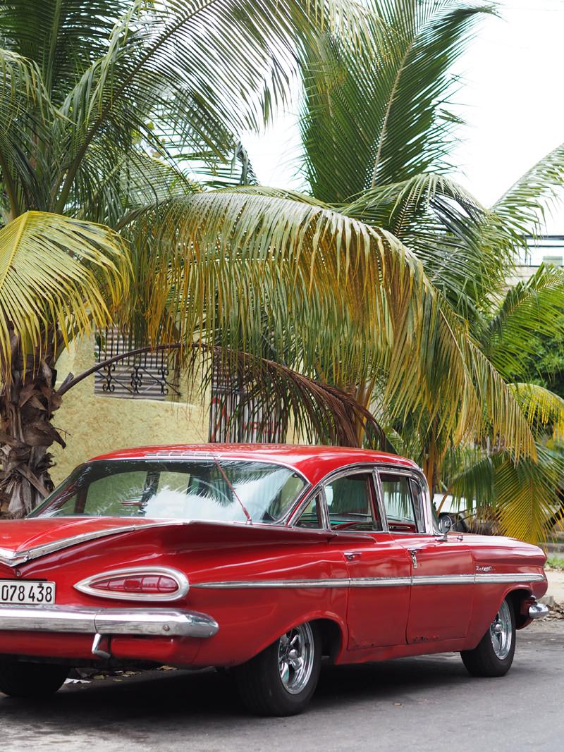 Cuba-Havana-Oldtimer-car