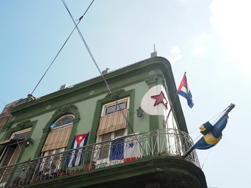 Cuba-Havana-buidings