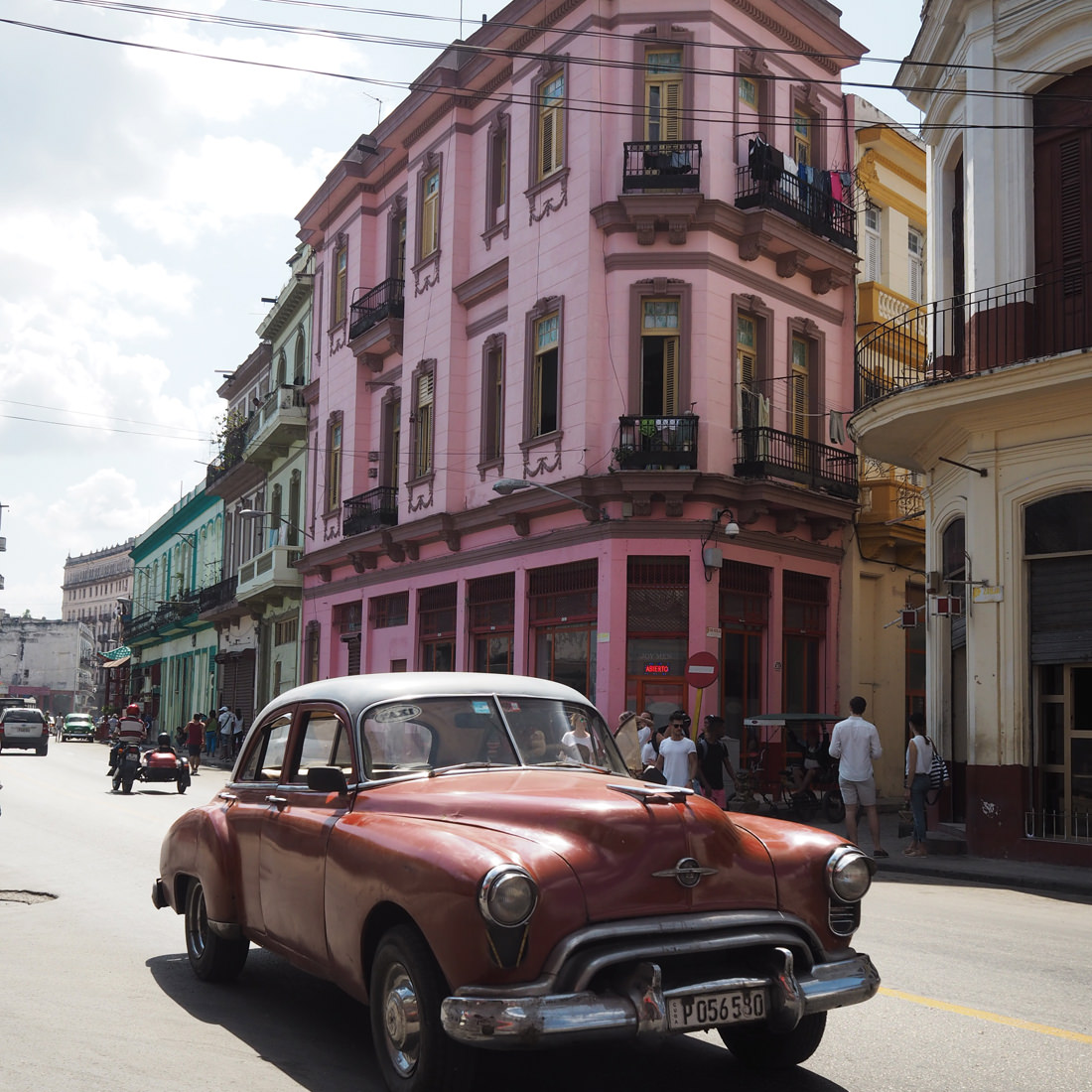 Pictures of Havana and Travel Diary