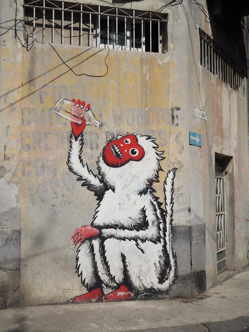 Cuba-Havana-streetart-graffiti