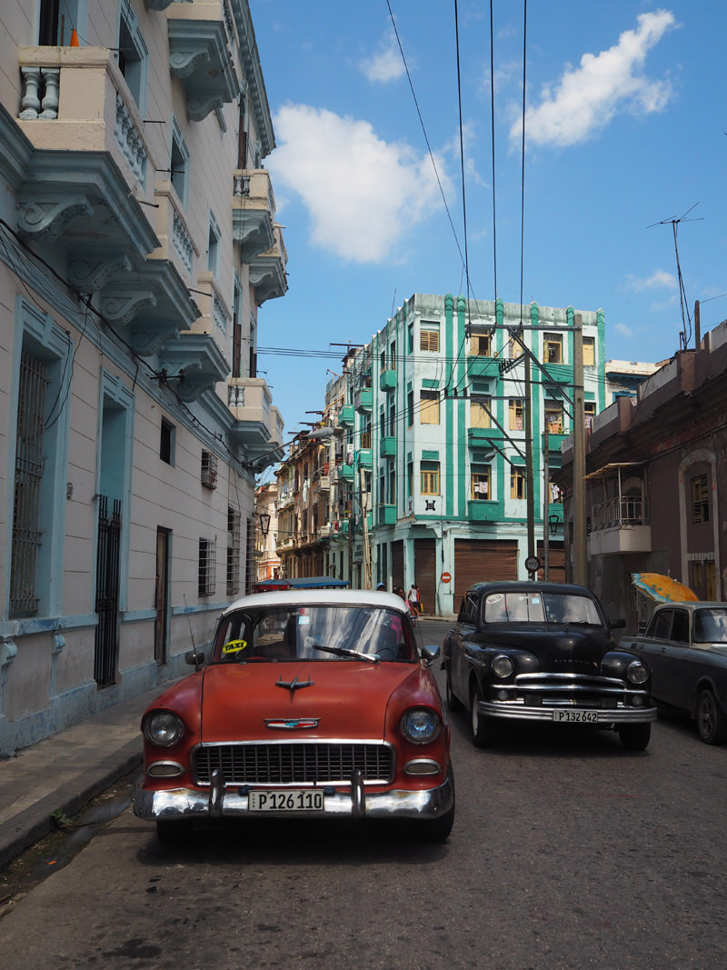 Cuba-streets-of-Havana