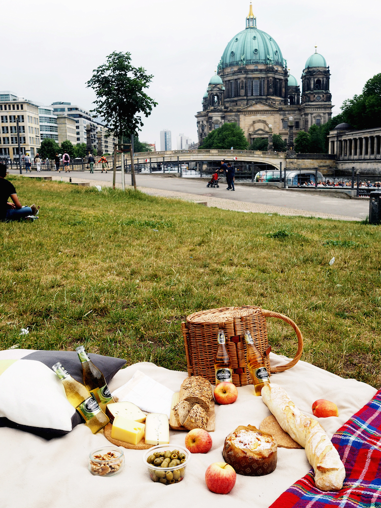Picnic Berlin Strongbow Cider foodpairing