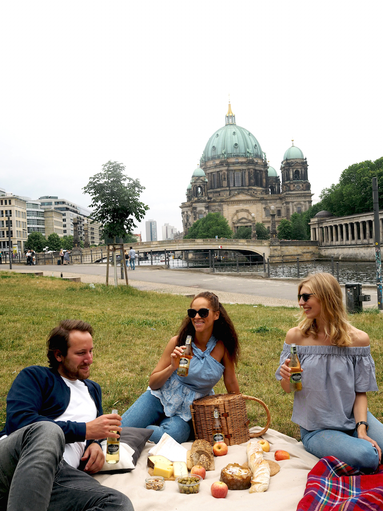 Picnic Berlin Strongbow Cider lifestyle blogger