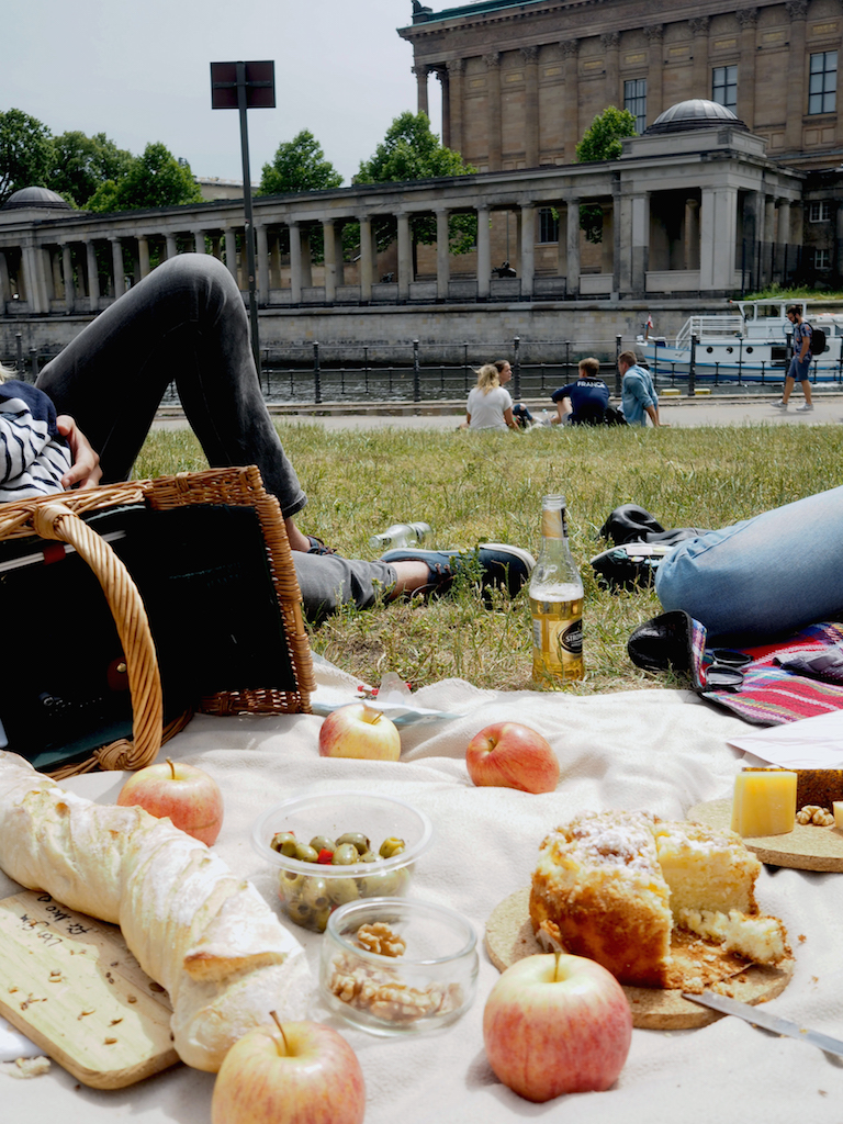 Picnic Berlin Strongbow Cider