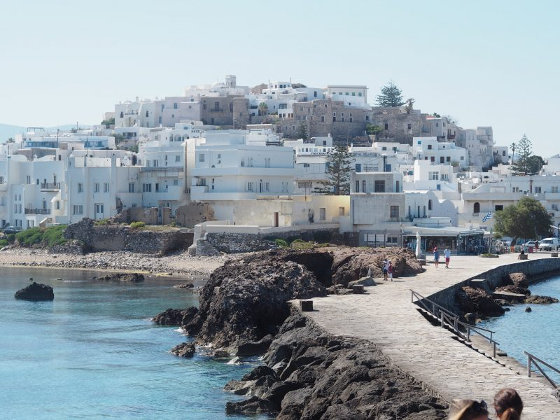 Cyclades Island Naxos Greece
