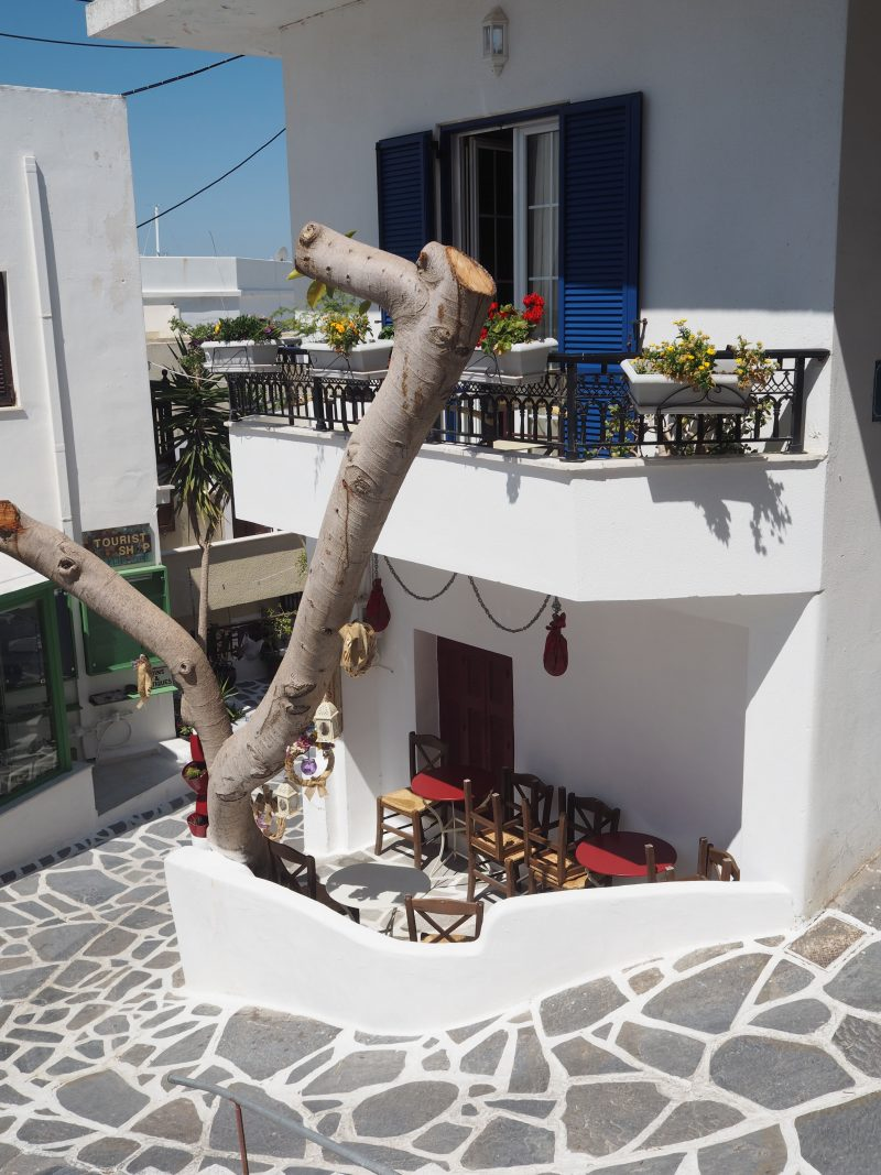 Cyclades Island Naxos Greece house
