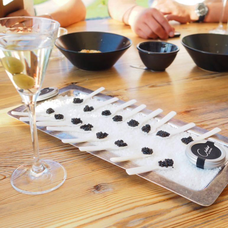 Le Logis Grey Goose – Atelier of Taste, a foodpairing experience