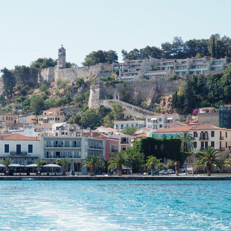 Nauplia Peloponnese Greece