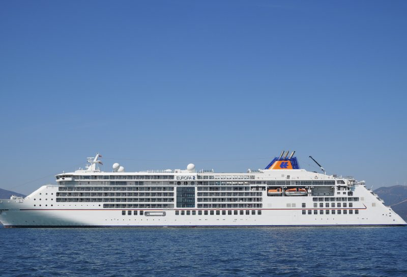 5 stars plus MS Europa 2 luxury cruise ship
