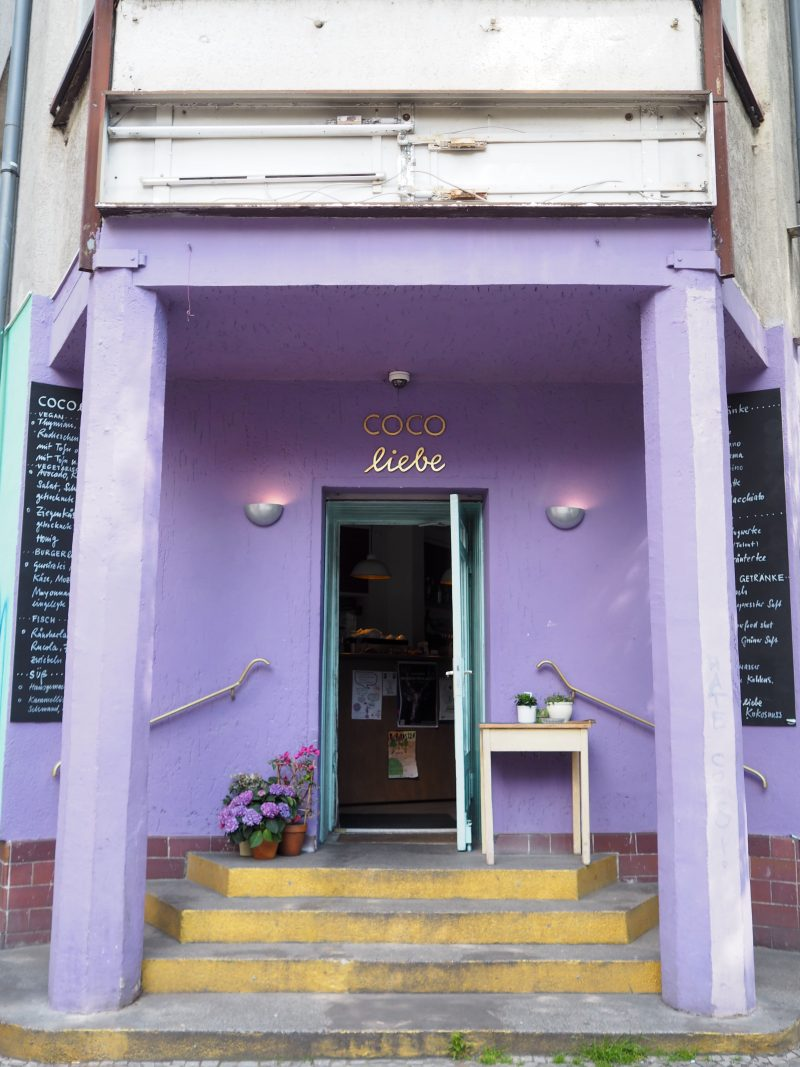 Berlin food tour When to eat i Neukölln Coco Liebe Rixdorf