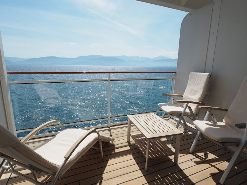 Veranda Suite MS Europa 2 luxury cruise ship-min