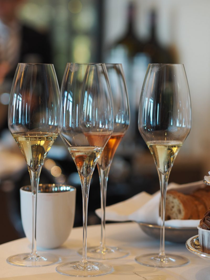 On board one of the most luxurious cruise ship : The MS Europa 2 champagne tasting