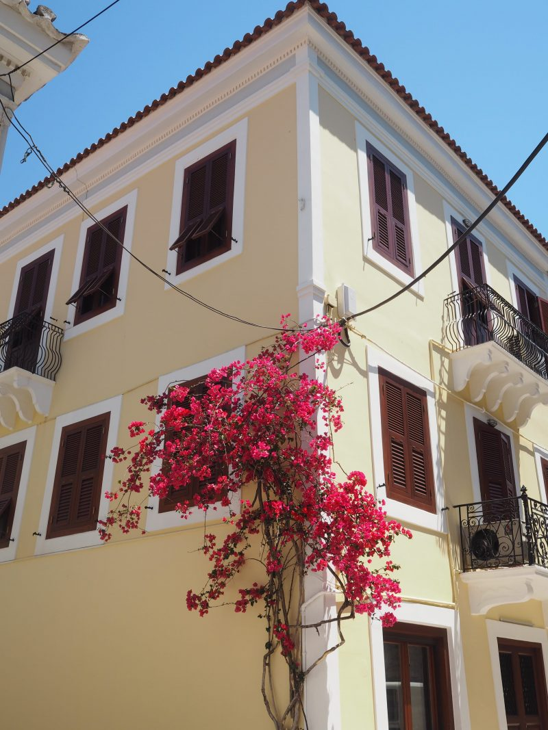 house Nauplia Peloponnese Greece