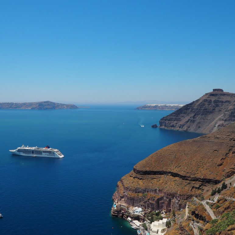 A luxury cruise through the Greek Islands on the MS Europa 2