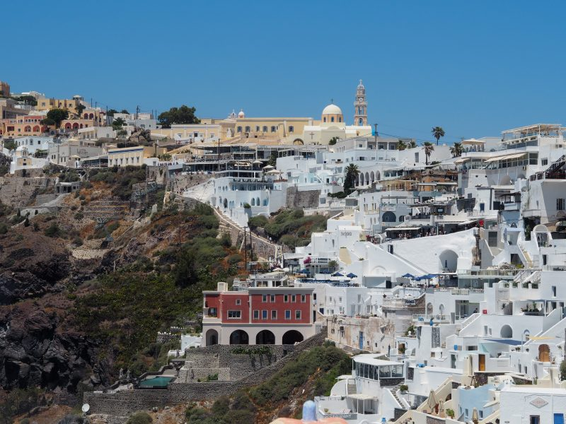 town-thira-Santorini-Greece