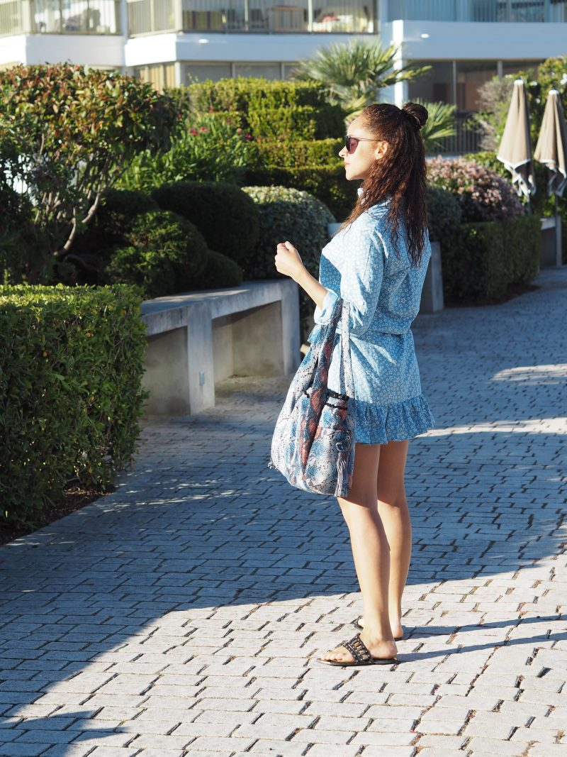 Aimee Kestenberg Diego Crossbody bag