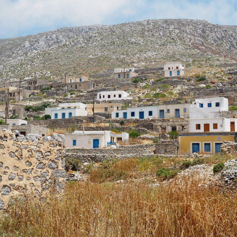North of Karpathos, Olympos and surroundings