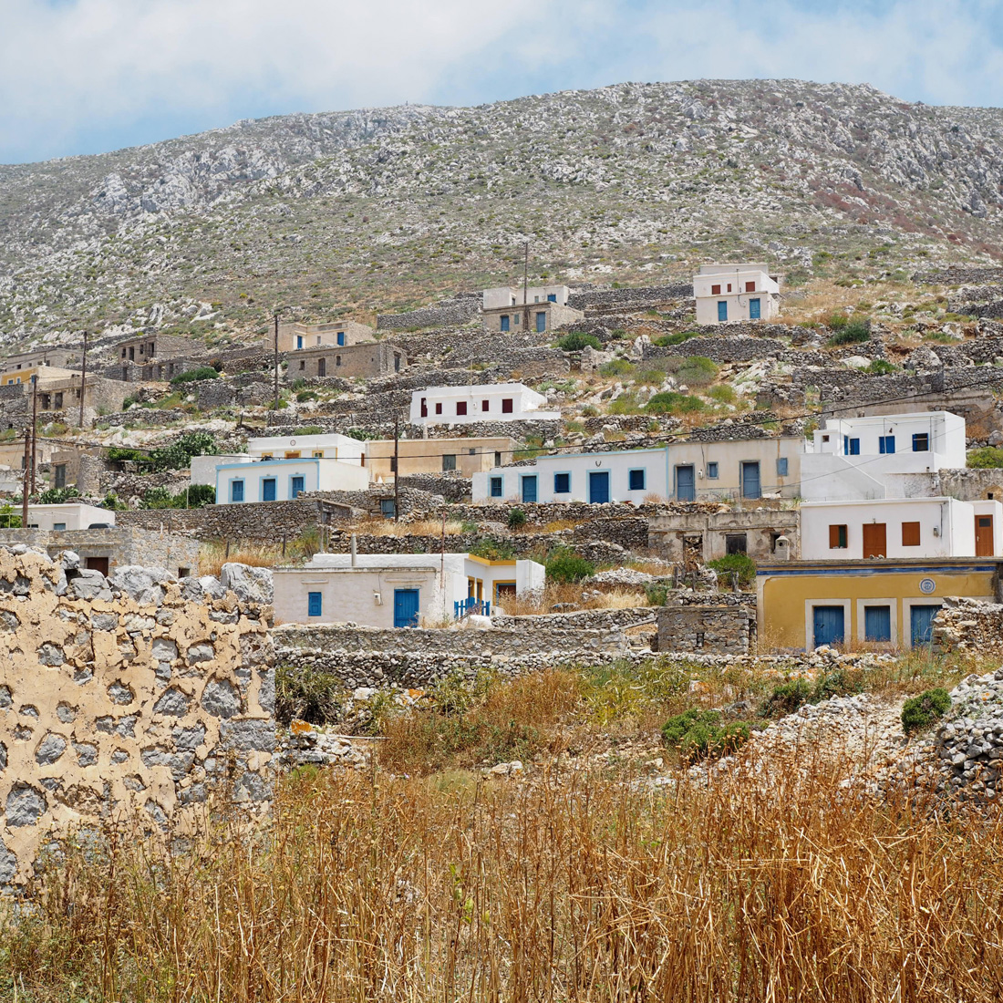 Olympos, Karpathos and the north of Karpathos