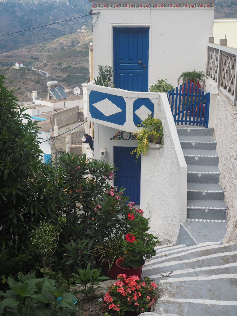 traditional house Olympos Karpathos