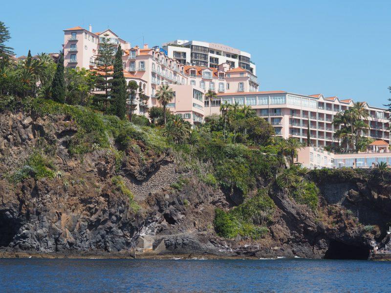 The Belmond Reid's palace Funchal Madeira