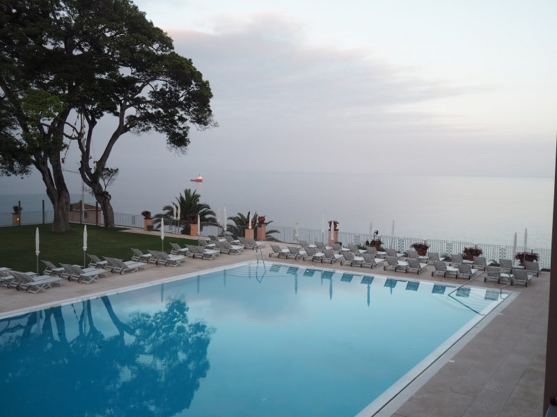 pool The Belmond Reid's palace Funchal Madeira
