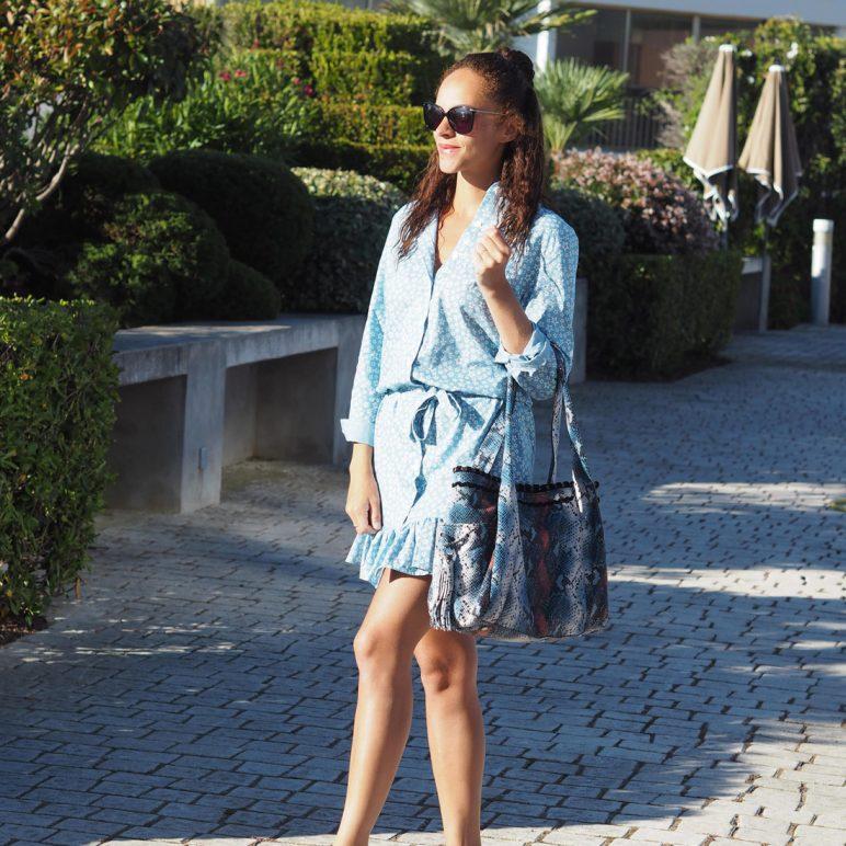 Aimee Kestenberg Malta Crossbody bag