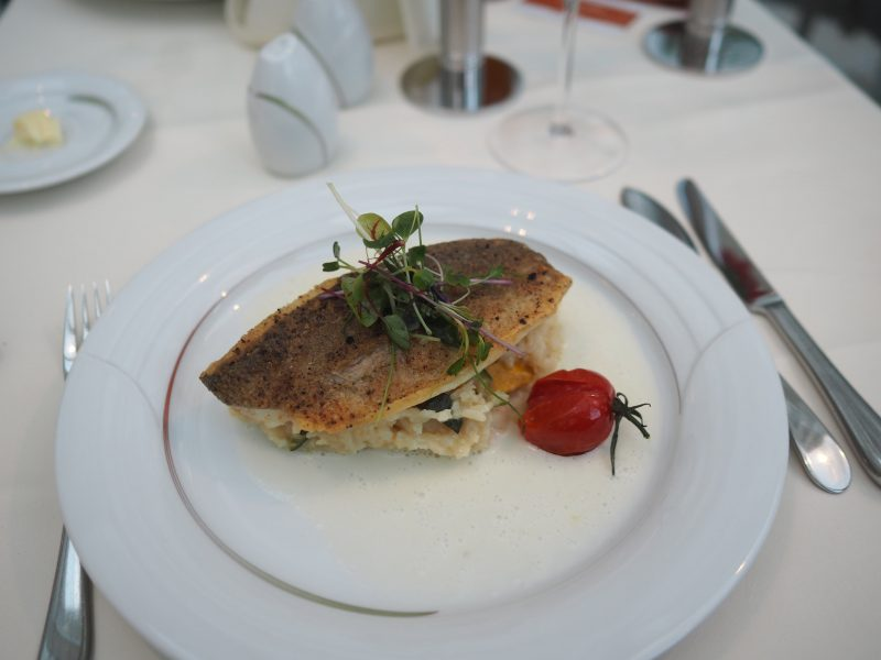 Travel Charme Strandidyll Heringsdorf on Usedom diner gardino