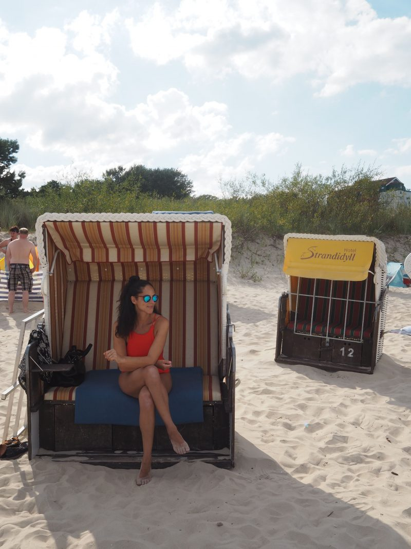 Travel Charme Strandidyll Heringsdorf on Usedom