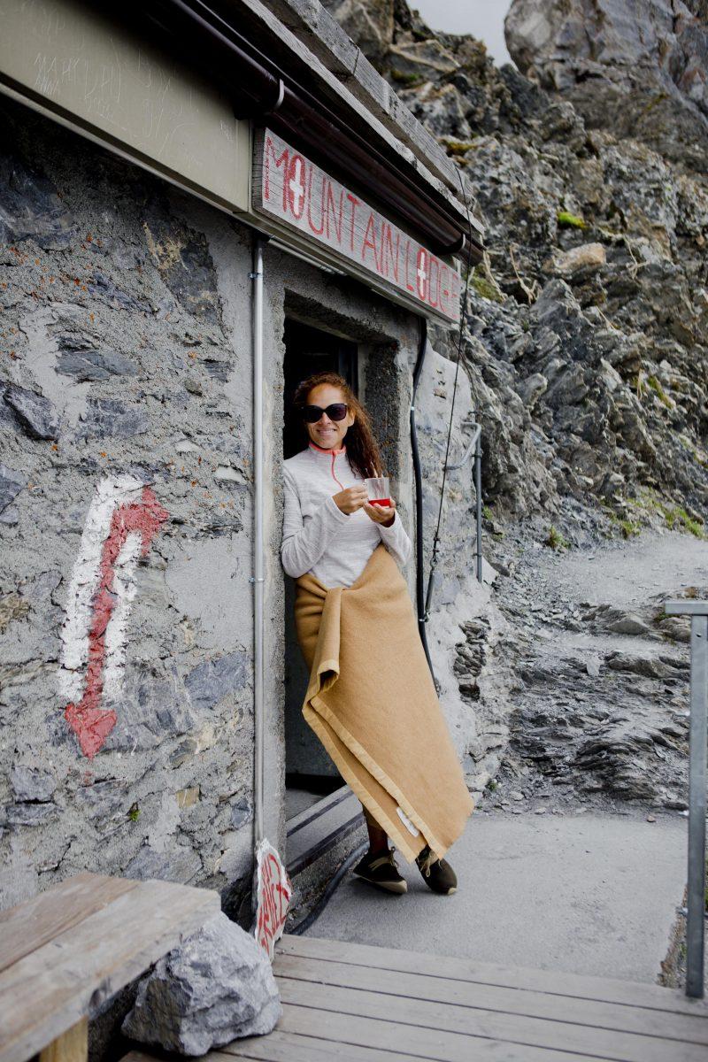 Travel blogger Switzerland