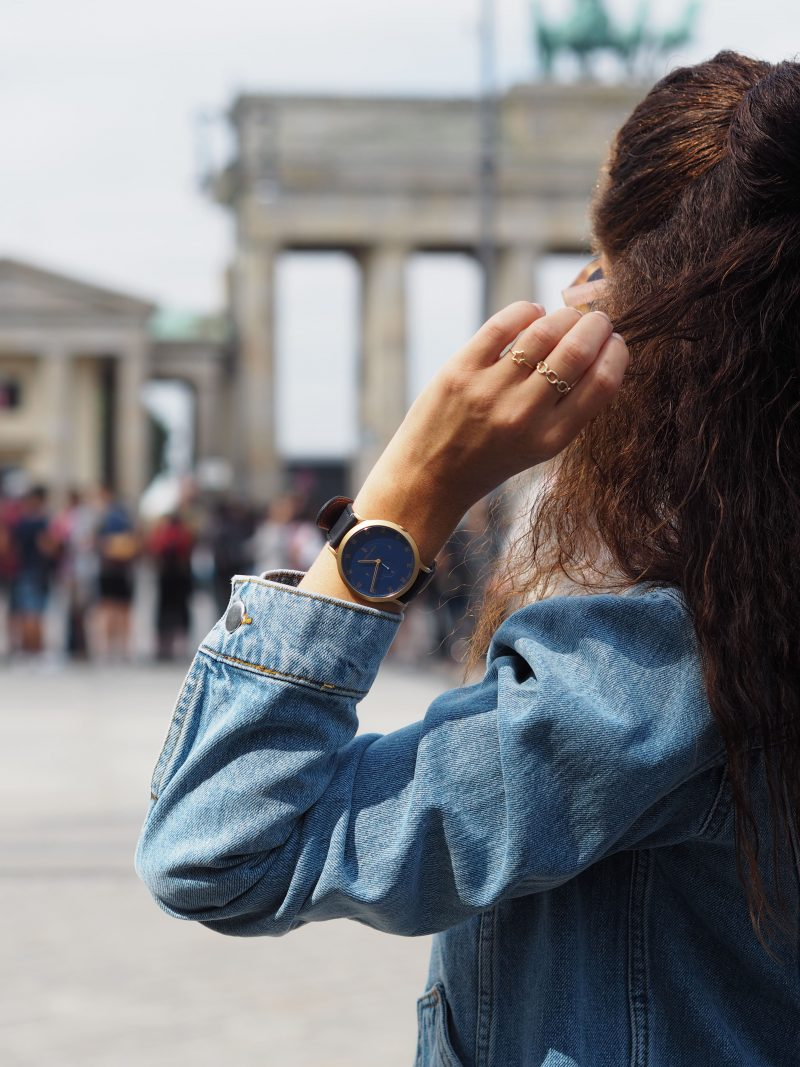 "germany Berlin fashion blogger brand ""Made in Germany"" – Lilienthal L1 watch"