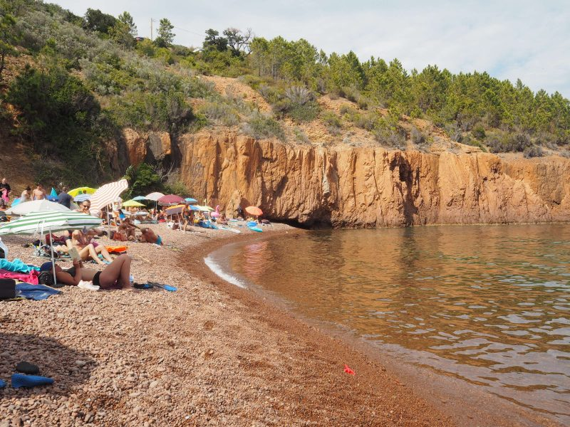 Places to visit in South of France top French Riviera beaches Calanque de Maubois Var France