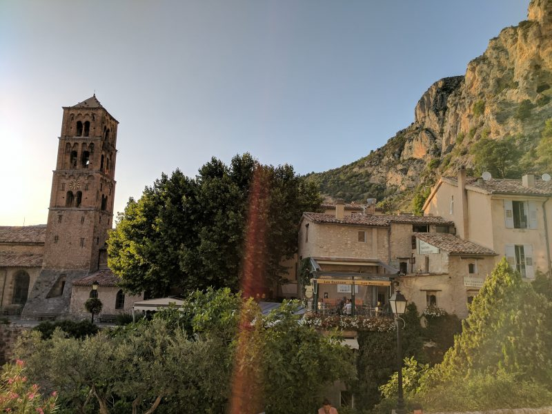 Provence Itinerary | Route in Gorges du Verdon, France Moustier Sainte Marie