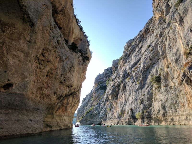 Provence Itinerary | Route in Gorges du Verdon, France St Croix Lake