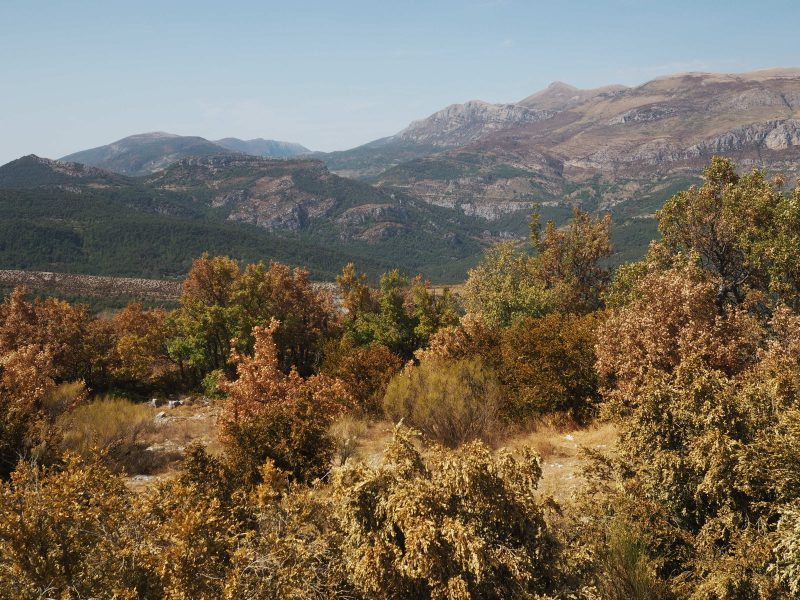 Provence Itinerary | Route in Gorges du Verdon, France - Route des crêtes, for the best views over the Verdon Gorge
