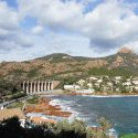 South of France – Esterel massif and the best beaches along the Corniche d'Or