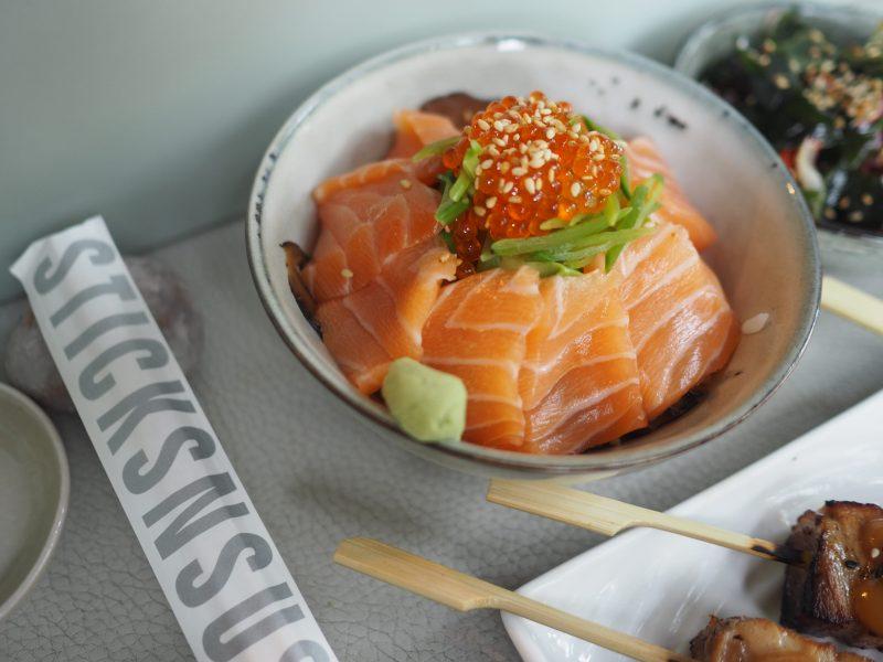 Sushi restaurant Berlin - Sticks N Sushis 1
