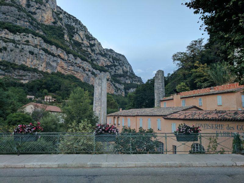 Provence Itinerary | Route in Gorges du Verdon, France Gréolières Saut du loup