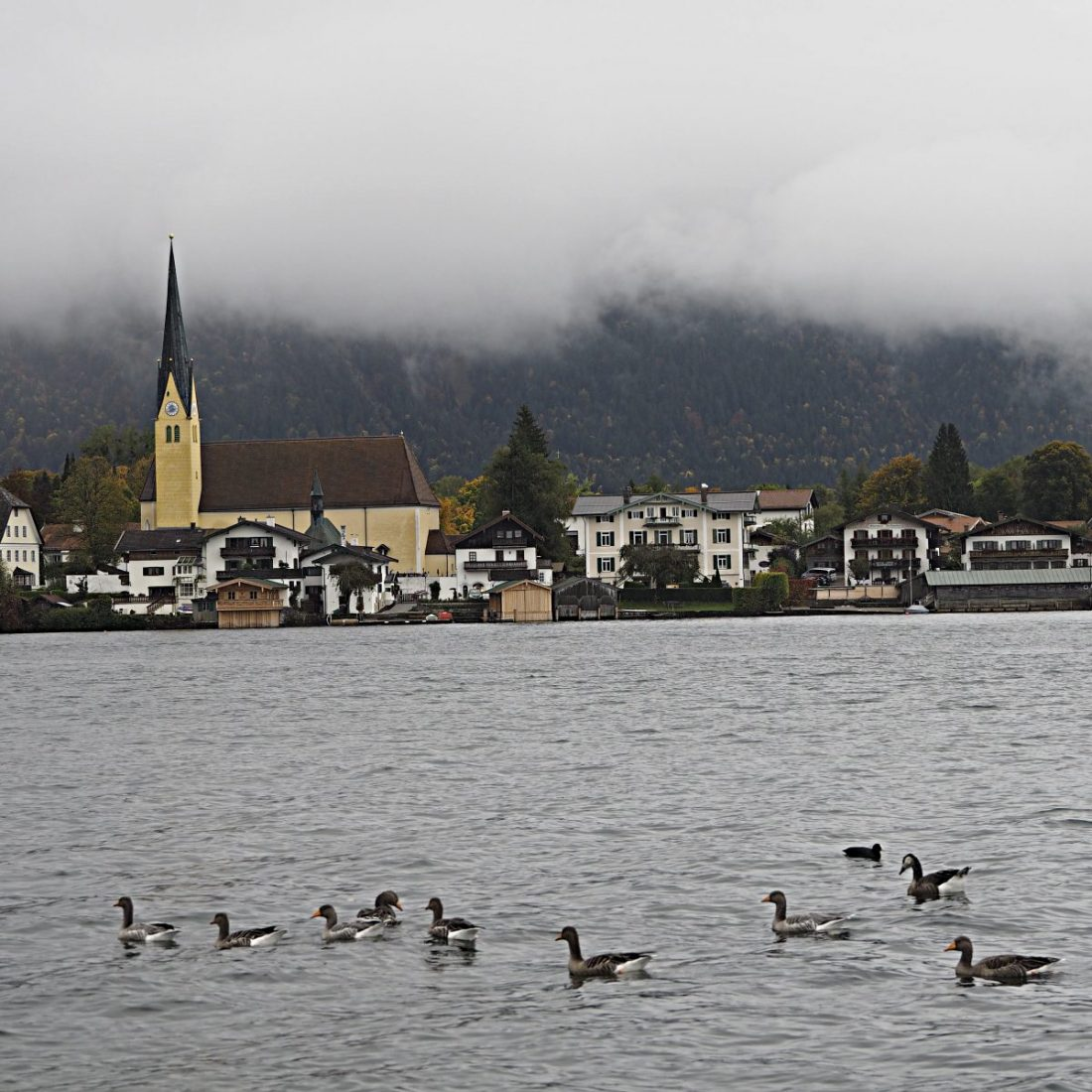 A day trip to Tegernsee lake – Photodiary