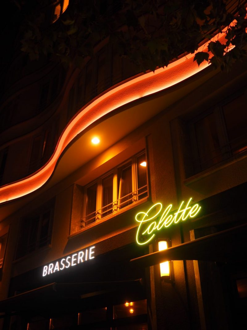 Berlin - French Dinner at Colette, a brasserie by Tim Raue 13