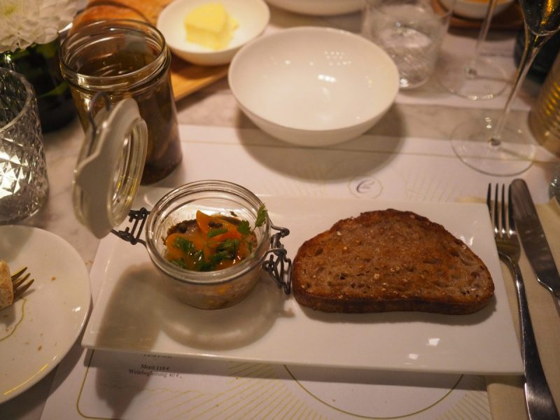 Berlin - French Dinner at Colette, a brasserie by Tim Raue 8